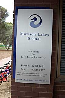 Mawson Lake School